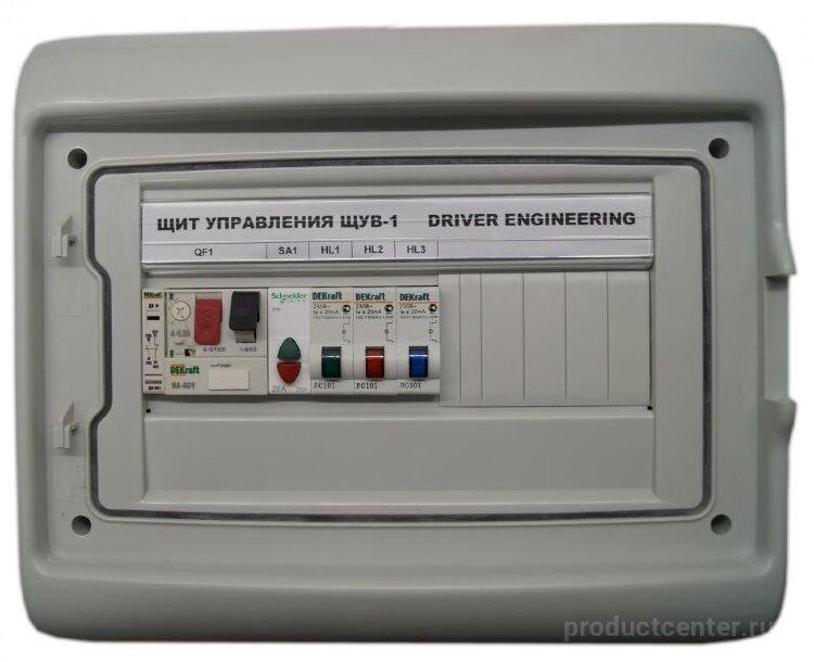 Щит управления вентиляторами ЩУВ-1